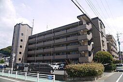 福岡県春日市上白水3丁目の賃貸マンションの外観