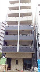 福岡県福岡市中央区大手門3の賃貸マンションの外観