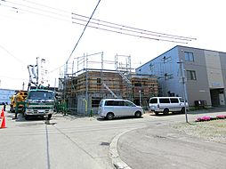 MONI HIBARIGAOKA(モニヒバリガオカ)[2階]の外観