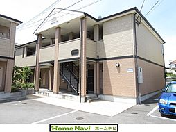 Fuji Palace パルトネールさとの1番館[2階]の外観