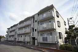 神奈川県伊勢原市串橋の賃貸マンションの外観