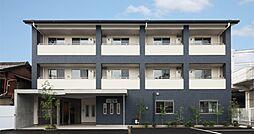 大阪府泉佐野市若宮町の賃貸マンションの外観