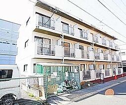 千葉県松戸市中根の賃貸マンションの外観