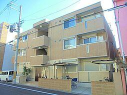 片岡マンションI[1階]の外観