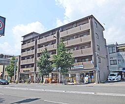 京都府京都市上京区南町の賃貸マンションの外観