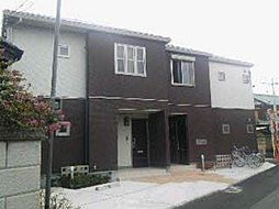 カルテット本澤[102号室]の外観