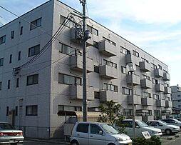 新潟県新潟市中央区女池7丁目の賃貸マンションの外観