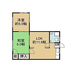 暘谷駅 4.0万円