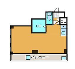 ライトコスモ[2階]の間取り