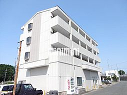 ツインシャトー富ヶ丘[4階]の外観