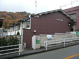 兵庫県宝塚市中筋山手2丁目の賃貸アパートの外観