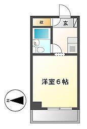 TAC−1[5階]の間取り