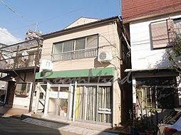 神奈川県横浜市神奈川区二ツ谷町の賃貸アパートの外観