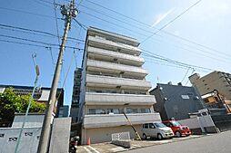 OS・SKYマンション中島新町[2階]の外観