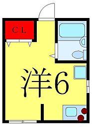 駒込駅 6.0万円