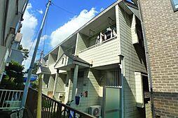 [テラスハウス] 千葉県松戸市新松戸7丁目 の賃貸【千葉県 / 松戸市】の外観