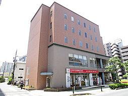 滋賀県草津市野路1丁目の賃貸マンションの外観