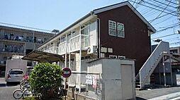 埼玉県さいたま市中央区上峰3丁目の賃貸アパートの外観