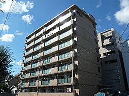滋賀県東近江市八日市本町の賃貸マンションの外観