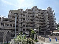 大阪府吹田市千里山西6丁目の賃貸マンションの外観
