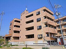京都府木津川市相楽古川の賃貸マンションの外観