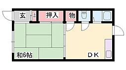 鵯越駅 2.0万円