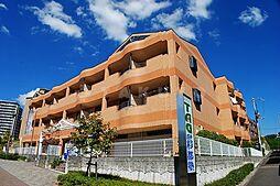 大阪府茨木市彩都あさぎ5丁目の賃貸マンションの外観