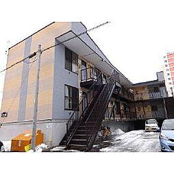サンコート末広[2階]の外観