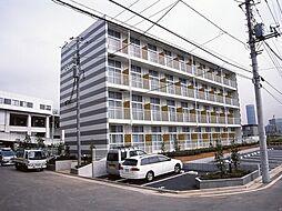 神奈川県横浜市港北区北新横浜1丁目の賃貸マンションの外観
