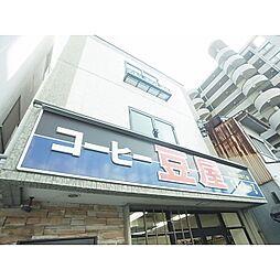 静岡県静岡市駿河区八幡3丁目の賃貸マンションの外観