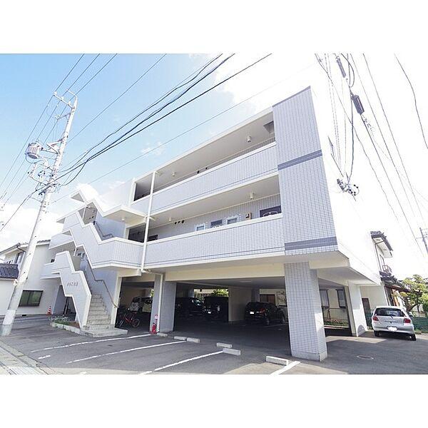 サウス北条 3階の賃貸【長野県 / 長野市】