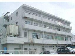 東京都町田市木曽東2丁目の賃貸マンションの外観