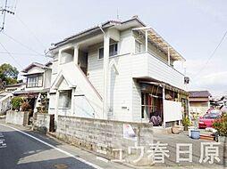 福岡県春日市弥生2丁目の賃貸アパートの外観