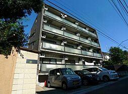 東京都板橋区赤塚新町1丁目の賃貸アパートの外観