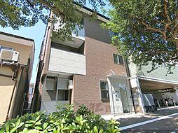 京福電気鉄道北野線 北野白梅町駅 徒歩4分の賃貸マンション