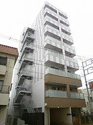 モーヴ粕壁東[6階]の外観