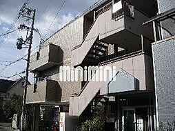 リバティパレス草薙[2階]の外観