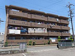 愛知県岩倉市昭和町2丁目の賃貸マンションの外観