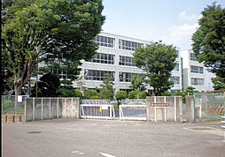 松原中学校まで2602m
