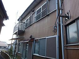 神奈川県横須賀市大津町5丁目の賃貸アパートの外観