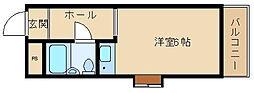 ヨーク取石[4階]の間取り