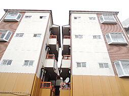 大阪府大阪市平野区平野市町2丁目の賃貸マンションの外観