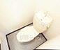 トイレ,1K,面積23.68m2,賃料4.3万円,JR東海道・山陽本線 長岡京駅 徒歩15分,阪急京都本線 長岡天神駅 徒歩25分,京都府長岡京市馬場図所