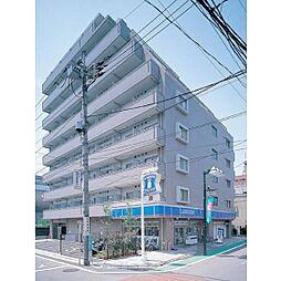東京都練馬区北町2丁目の賃貸マンションの外観
