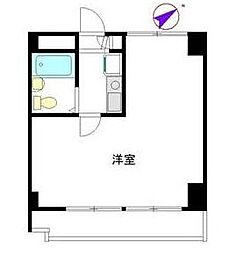 菊野台KYハイツ[3階]の間取り