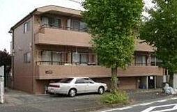 神奈川県川崎市宮前区土橋3丁目の賃貸アパートの外観