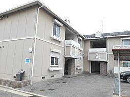 大阪府堺市西区浜寺諏訪森町中1丁の賃貸アパートの外観