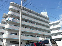 龍本マンション[2階]の外観