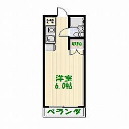 ジョイフル亀有[0105号室]の間取り