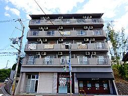 クオリティハイツ田中[3階]の外観